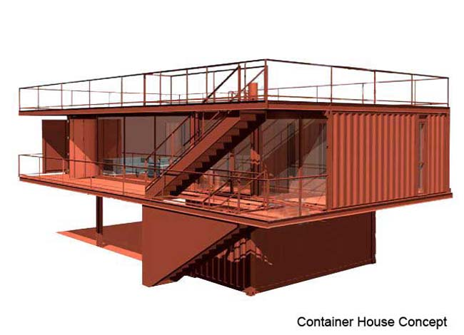 1000 images about container houses on pinterest shipping containers shipping container homes - Wel designed shipping container homes for life inside the box ...